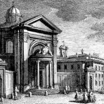 Il noviziato della Provincia romana