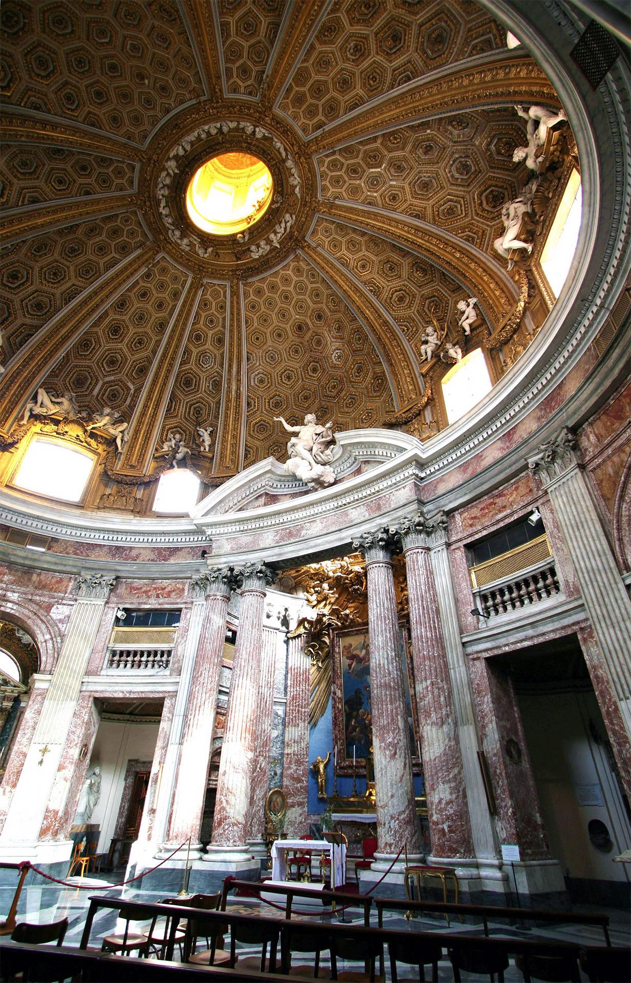 Sant'Andrea al Quirinale - Roma